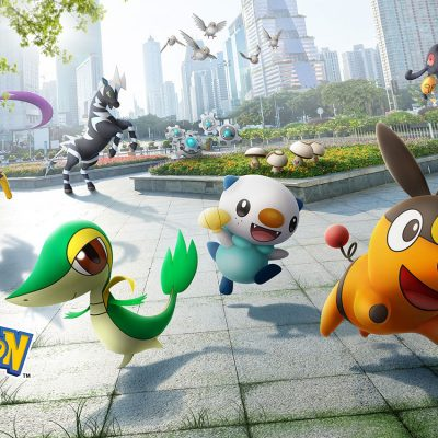 Everything To Know About The Confetti Update In Pokemon Go